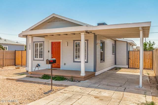 1533 W Taylor Street, Phoenix, AZ 85007 (MLS #6274800) :: Yost Realty Group at RE/MAX Casa Grande