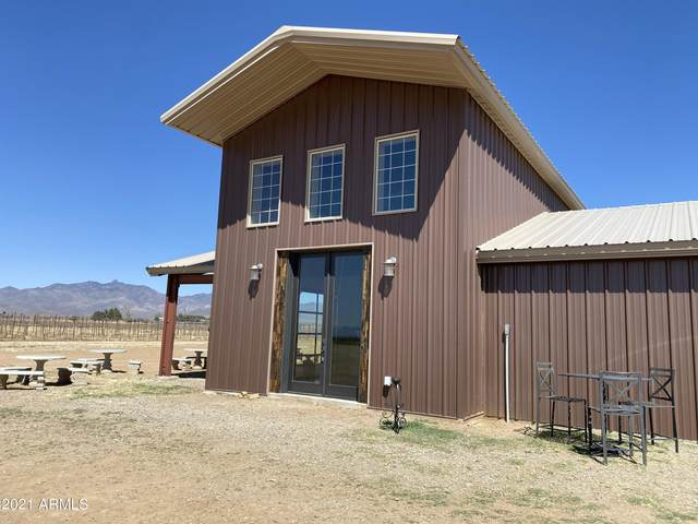4923 E Arberger Road, Willcox, AZ 85643 (MLS #6274816) :: Maison DeBlanc Real Estate