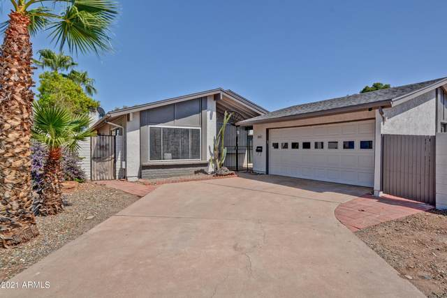 2505 N 87TH Way, Scottsdale, AZ 85257 (MLS #6274827) :: Yost Realty Group at RE/MAX Casa Grande