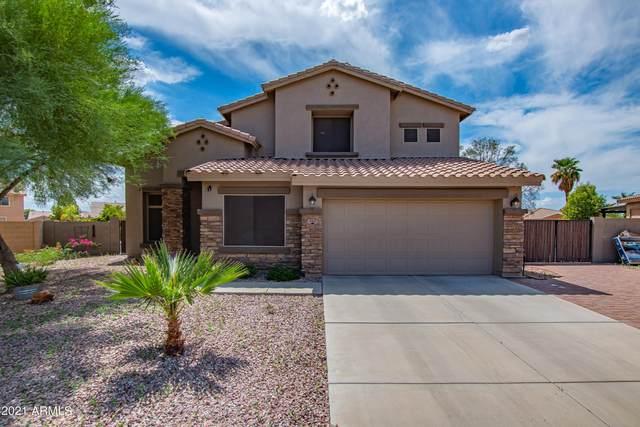 262 S San Rafael Court, Casa Grande, AZ 85194 (MLS #6274839) :: Yost Realty Group at RE/MAX Casa Grande