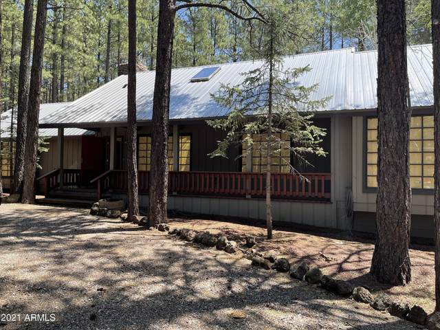 7971 Indian Bend Road, Pinetop, AZ 85935 (MLS #6274842) :: Justin Brown | Venture Real Estate and Investment LLC