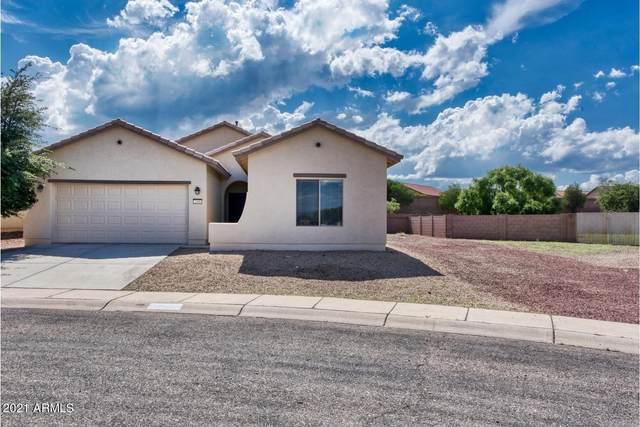 2400 Desert Lily Lane, Sierra Vista, AZ 85635 (MLS #6274851) :: Justin Brown   Venture Real Estate and Investment LLC