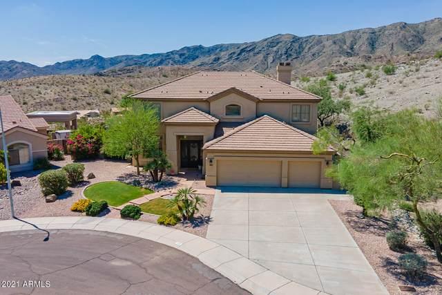 530 E Cathedral Rock Drive, Phoenix, AZ 85048 (#6274859) :: AZ Power Team