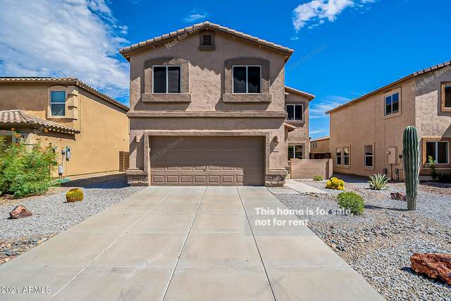 25276 W Cranston Place, Buckeye, AZ 85326 (MLS #6274893) :: Justin Brown   Venture Real Estate and Investment LLC