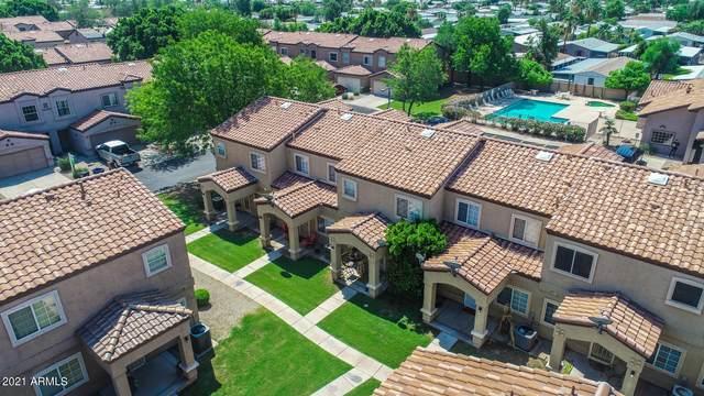 125 S 56TH Street #84, Mesa, AZ 85206 (MLS #6274904) :: Justin Brown | Venture Real Estate and Investment LLC