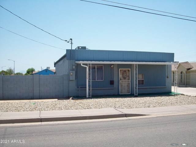 11729 W Thunderbird Road, El Mirage, AZ 85335 (MLS #6274934) :: West Desert Group | HomeSmart