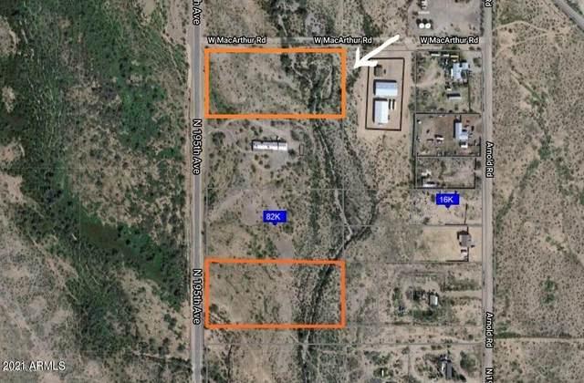 0 N 195th Avenue, Wittmann, AZ 85361 (MLS #6274979) :: The Garcia Group