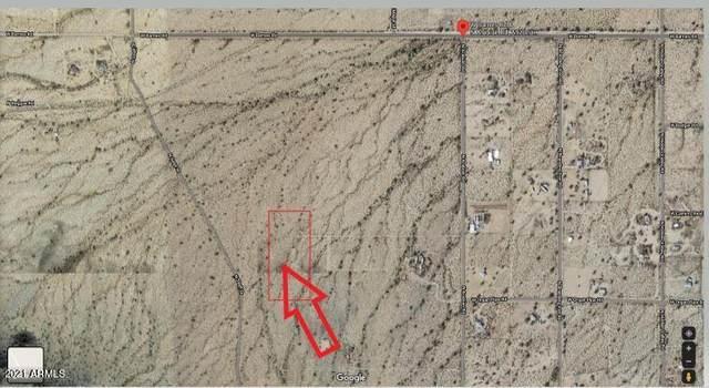 0XXX W Sage Street, Maricopa, AZ 85139 (MLS #6274986) :: Howe Realty
