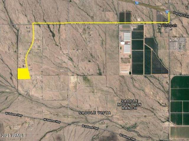 30XX N Saddle Vista Road, Tonopah, AZ 85354 (MLS #6275000) :: Fred Delgado Real Estate Group