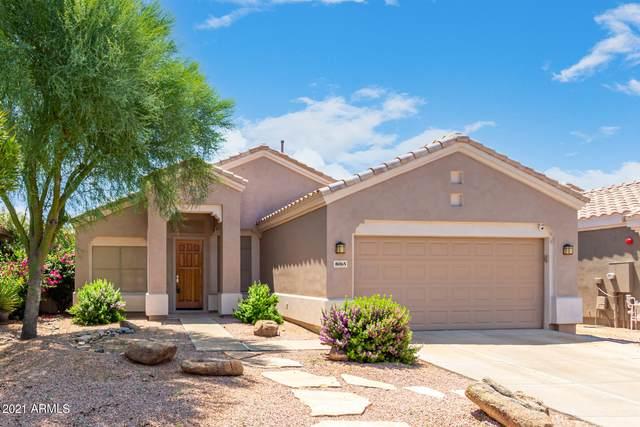 8065 E Rita Drive, Scottsdale, AZ 85255 (MLS #6275012) :: Justin Brown   Venture Real Estate and Investment LLC