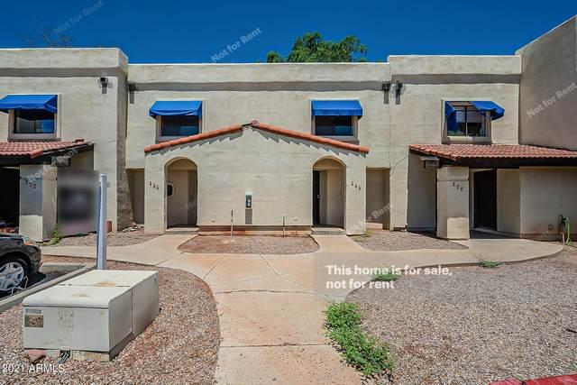 2201 W Union Hills Drive #130, Phoenix, AZ 85027 (MLS #6275013) :: Yost Realty Group at RE/MAX Casa Grande