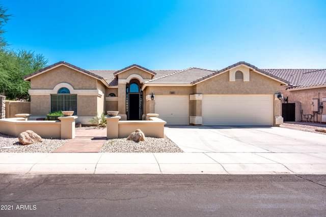 2691 E Harwell Road, Gilbert, AZ 85234 (MLS #6275018) :: Executive Realty Advisors