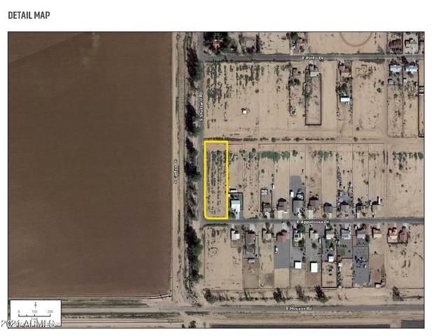 4120 E Appaloosa Drive, Eloy, AZ 85131 (MLS #6275032) :: Dave Fernandez Team | HomeSmart