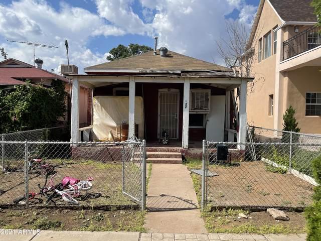 922 E 9th Street, Douglas, AZ 85607 (MLS #6275064) :: Justin Brown   Venture Real Estate and Investment LLC