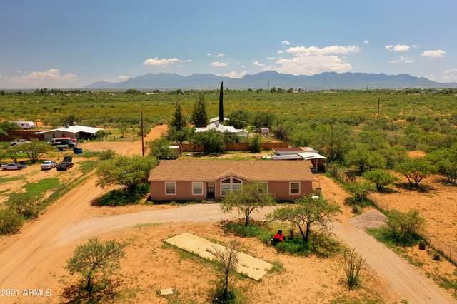 150 E Hamel Road, Huachuca City, AZ 85616 (MLS #6275077) :: Service First Realty