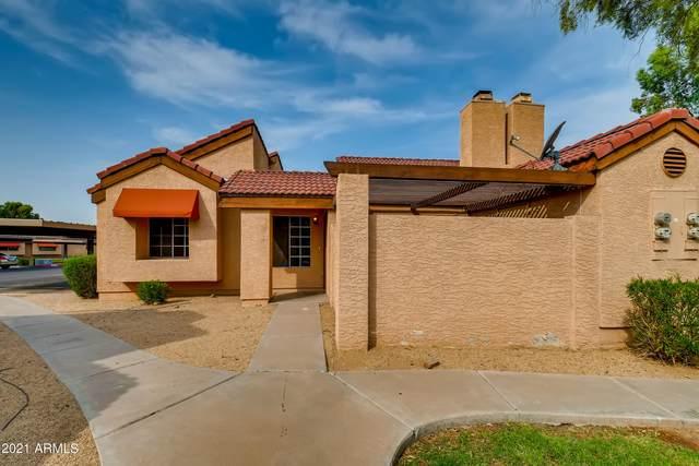909 S Siesta Lane #2, Tempe, AZ 85281 (MLS #6275081) :: Yost Realty Group at RE/MAX Casa Grande