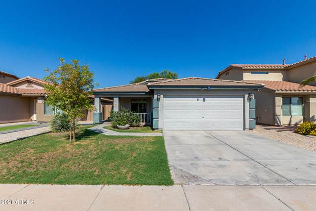 7421 S 55TH Drive, Laveen, AZ 85339 (MLS #6275104) :: Justin Brown | Venture Real Estate and Investment LLC
