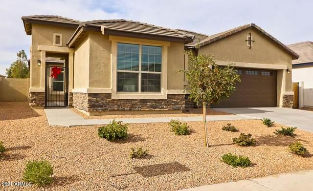 43962 W Palo Ceniza Way, Maricopa, AZ 85138 (MLS #6275127) :: The Riddle Group