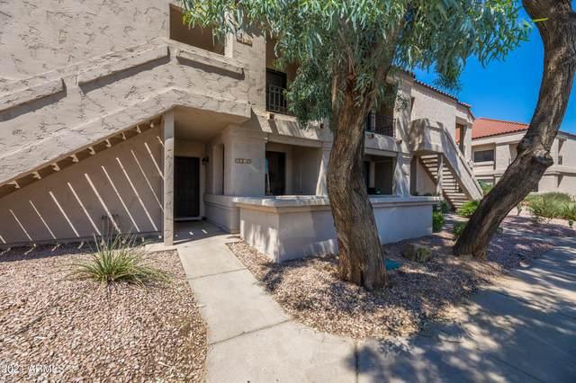 9708 E Via Linda Drive #1358, Scottsdale, AZ 85258 (MLS #6275128) :: Justin Brown | Venture Real Estate and Investment LLC