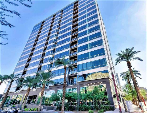 1 E Lexington Avenue #1604, Phoenix, AZ 85012 (MLS #6275198) :: Zolin Group
