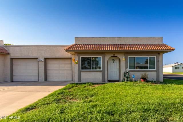 10434 N 97TH Drive B, Peoria, AZ 85345 (MLS #6275205) :: Executive Realty Advisors