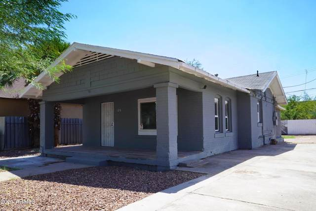 126 N 10TH Avenue, Phoenix, AZ 85007 (MLS #6275290) :: The Riddle Group
