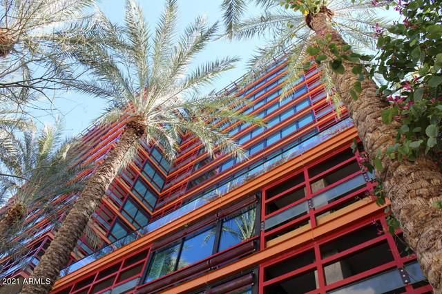 4808 N 24TH Street #703, Phoenix, AZ 85016 (MLS #6275301) :: Elite Home Advisors