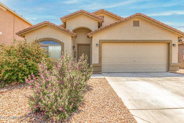6731 E Superstition Way, Florence, AZ 85132 (MLS #6275394) :: Yost Realty Group at RE/MAX Casa Grande