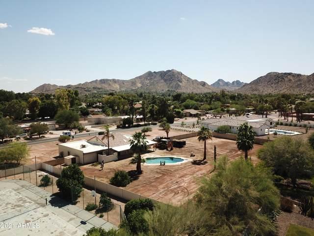 5016 E Berneil Drive, Paradise Valley, AZ 85253 (MLS #6275591) :: The Riddle Group