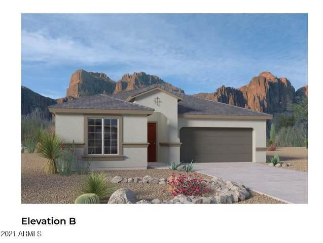 37640 W San Sisto Avenue, Maricopa, AZ 85138 (MLS #6275635) :: Elite Home Advisors