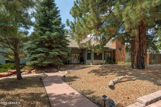 5420 Forest Drive, Flagstaff, AZ 86004 (MLS #6275647) :: Elite Home Advisors