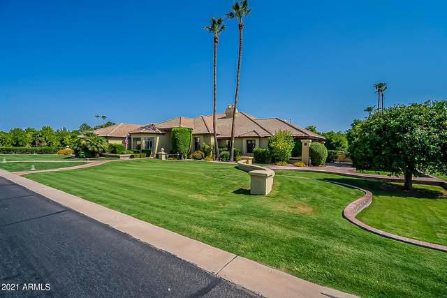4222 E Mclellan Circle #1, Mesa, AZ 85205 (MLS #6275661) :: CANAM Realty Group
