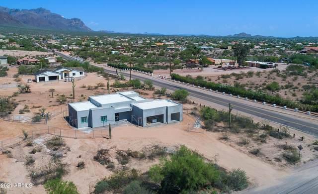 825 N Boyd Road, Apache Junction, AZ 85119 (MLS #6275671) :: Klaus Team Real Estate Solutions
