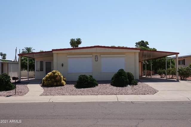 2415 N 56TH Street, Mesa, AZ 85215 (MLS #6275673) :: West Desert Group | HomeSmart