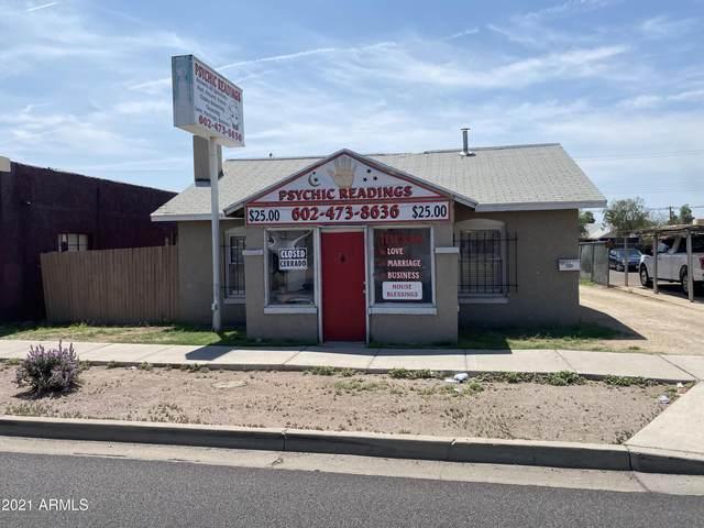 925 E Indian School Road, Phoenix, AZ 85014 (MLS #6275675) :: Jonny West Real Estate