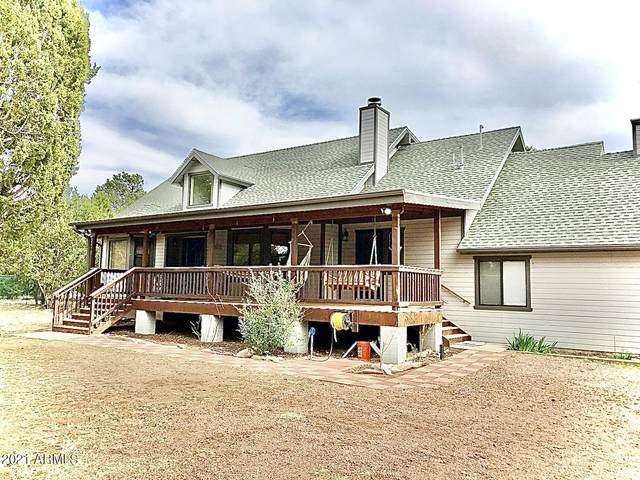 3057 Pinewood Drive, Overgaard, AZ 85933 (MLS #6275756) :: The Everest Team at eXp Realty
