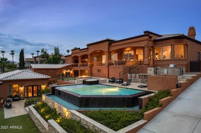 16705 E Greenbrier Lane, Fountain Hills, AZ 85268 (MLS #6275796) :: Elite Home Advisors