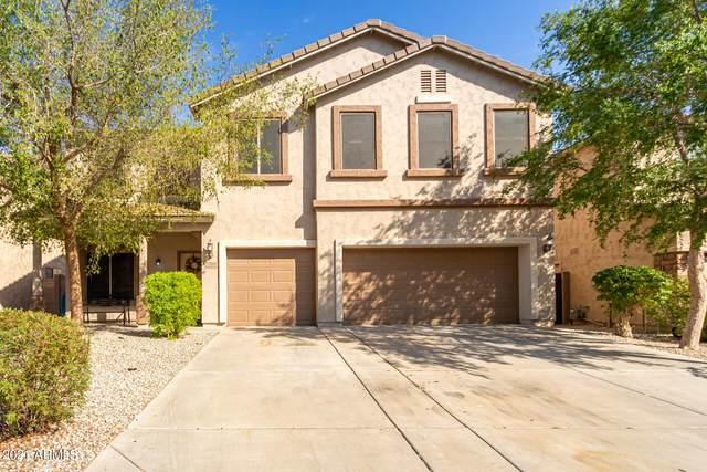 30255 W Crittenden Lane, Buckeye, AZ 85396 (MLS #6275877) :: Yost Realty Group at RE/MAX Casa Grande