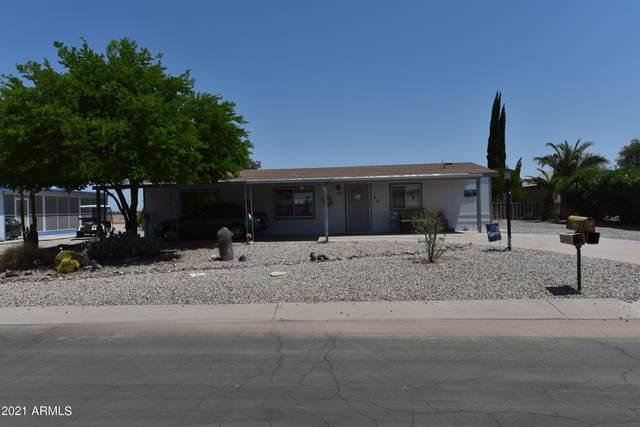 1925 S Utah Drive, Casa Grande, AZ 85194 (MLS #6275900) :: Executive Realty Advisors