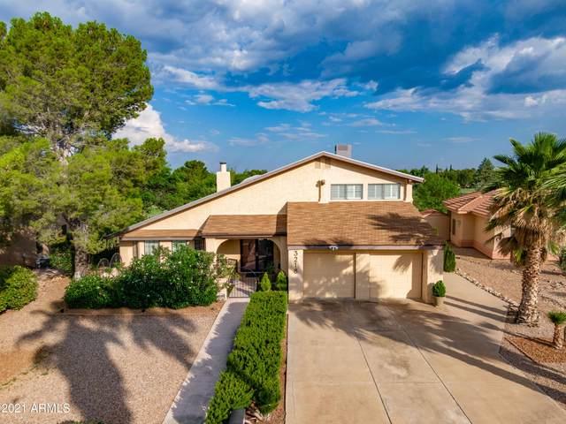 3218 Pebble Beach Drive, Sierra Vista, AZ 85650 (MLS #6275911) :: Executive Realty Advisors