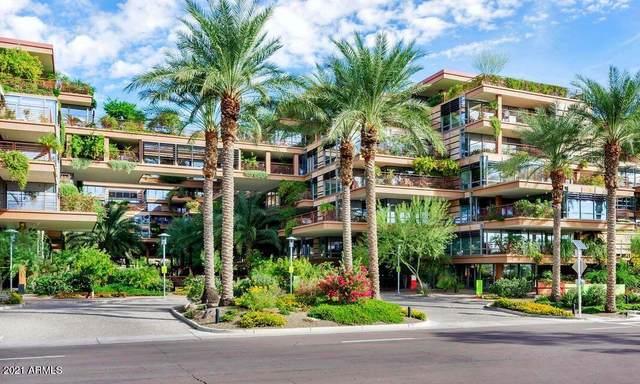 7147 E Rancho Vista Drive #3010, Scottsdale, AZ 85251 (MLS #6275932) :: ASAP Realty