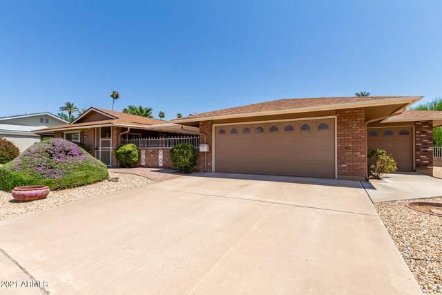 11055 W White Mountain Road, Sun City, AZ 85351 (MLS #6275979) :: Elite Home Advisors