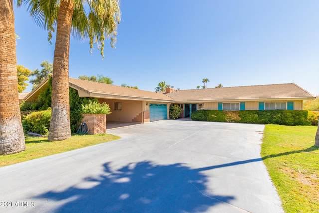5545 N 69TH Place, Paradise Valley, AZ 85253 (MLS #6276025) :: Executive Realty Advisors