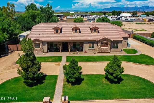 3240 E Horse Mesa Trail, San Tan Valley, AZ 85140 (MLS #6276064) :: Devor Real Estate Associates