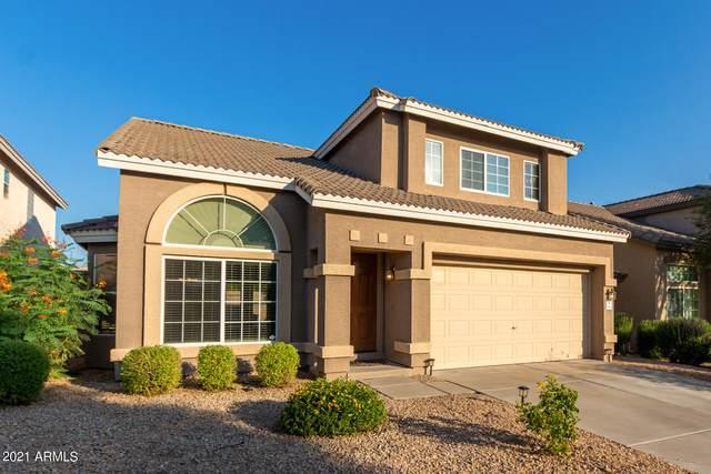 16036 N 11TH Avenue #1066, Phoenix, AZ 85023 (MLS #6276176) :: Executive Realty Advisors
