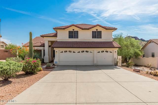 10135 E Daybreak Place, Gold Canyon, AZ 85118 (MLS #6276219) :: Executive Realty Advisors