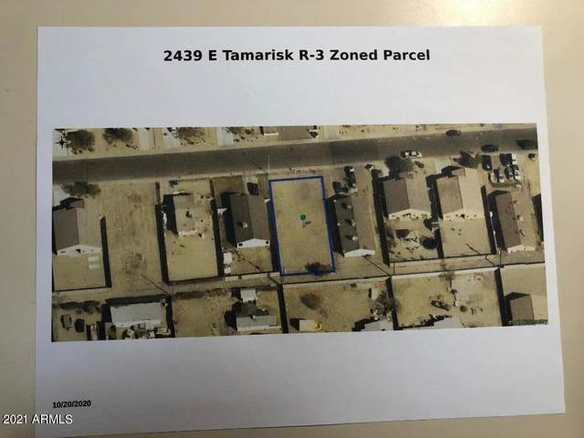 2439 E Tamarisk Avenue, Phoenix, AZ 85040 (MLS #6276309) :: Howe Realty