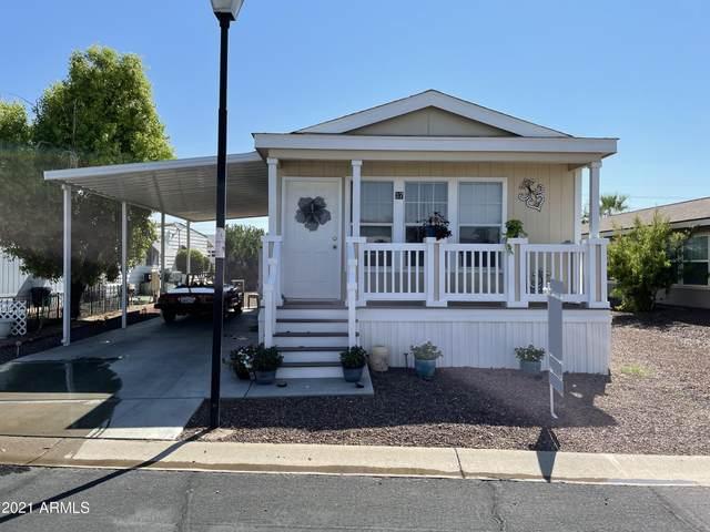 10960 N 67TH Avenue #37, Glendale, AZ 85304 (MLS #6276344) :: Service First Realty