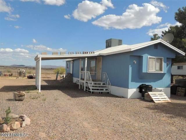 1699 E Loma Vista Drive, Douglas, AZ 85607 (MLS #6276376) :: Elite Home Advisors