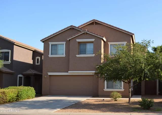 478 E Bradstock Way, San Tan Valley, AZ 85140 (MLS #6276380) :: Kepple Real Estate Group